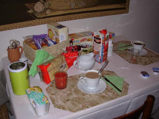 Extra Bed and Breakfast: La colazione!