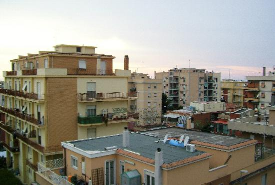 View from Hotel Traiano