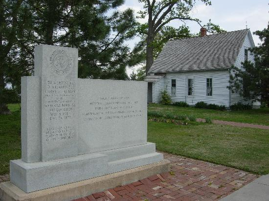 Harry S Truman Birthplace State Historic Site : Monument