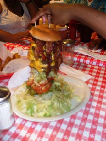 even better for son - Picture of Mel\'s Country Cafe, Tomball ...