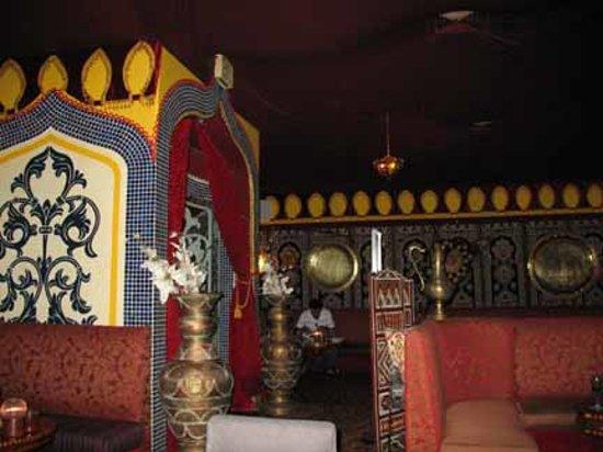 Marrakech Mediterranean Restaurant : Marrakech Moroccan Restaurant