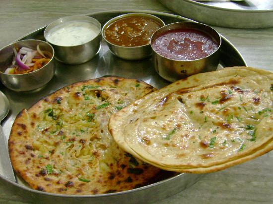 Kesar da Dhaba: Try and resist that !!!