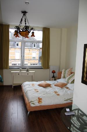 Hosteria Gusto: room