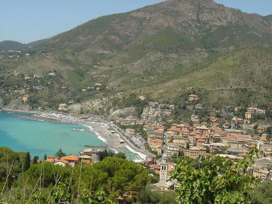 italienska Rivieran, Italien: Cinque terre