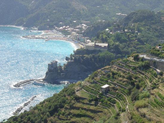 Italienske riviera, Italia: Cinque terre