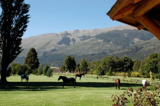 Estancia Peuma Hue: Beautiful View From The Main House