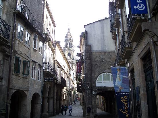 Hotel Horreo : Santiago de Compostela