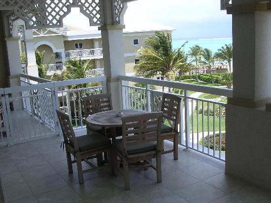 Alexandra Resort: Patio