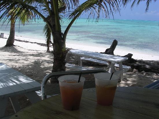 Alexandra Resort : Lunch at Da Conch Shack