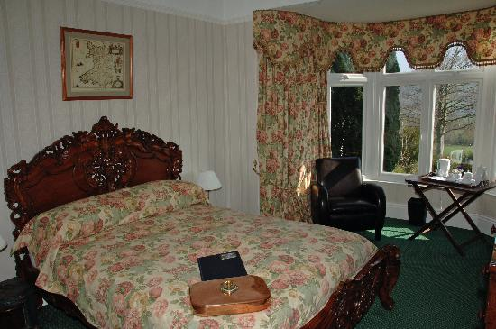 Maes-Y-Derw Country House: Guest room