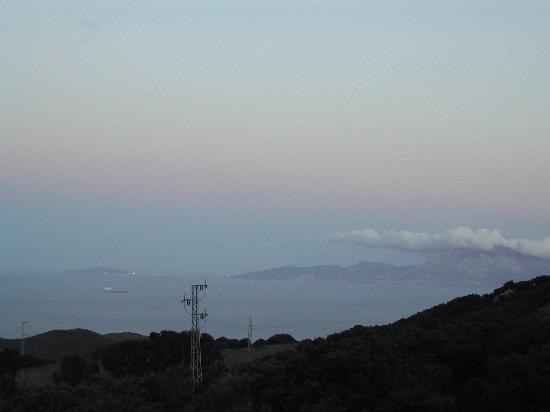 Albergue Inturjoven Algeciras-Tarifa: Africa!