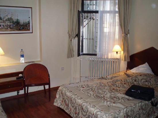 Vardar Palace Hotel: Room