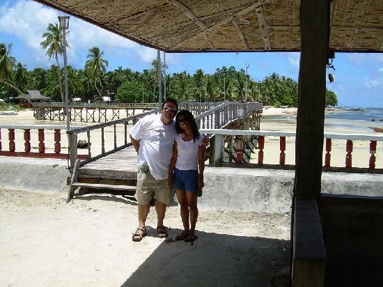 Patrick's on the Beach : island