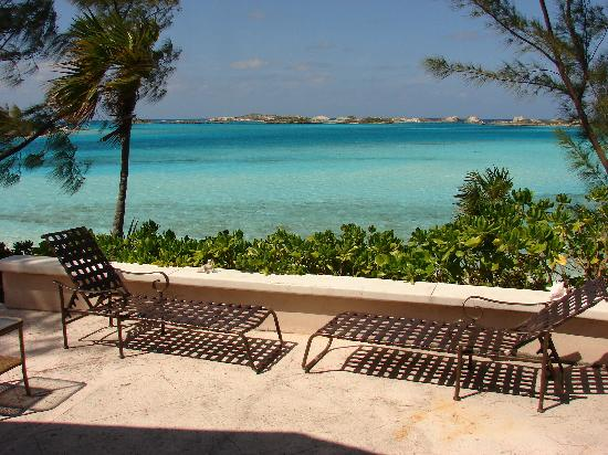 Fowl Cay Resort: The Back Yard