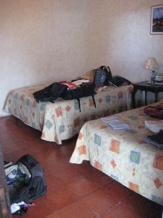 Hotel Posada Dona Luisa: Beds