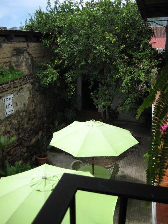 Hotel Posada Dona Luisa: Courtyard