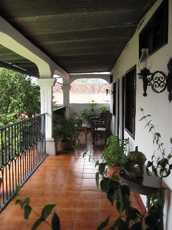 Hotel Posada Dona Luisa: Hall