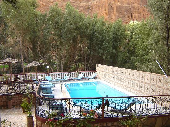 Hotel Amazir: la piscine