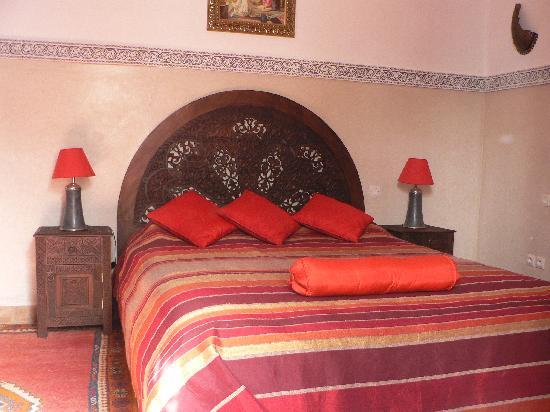 Riad el Noujoum: Anteres room