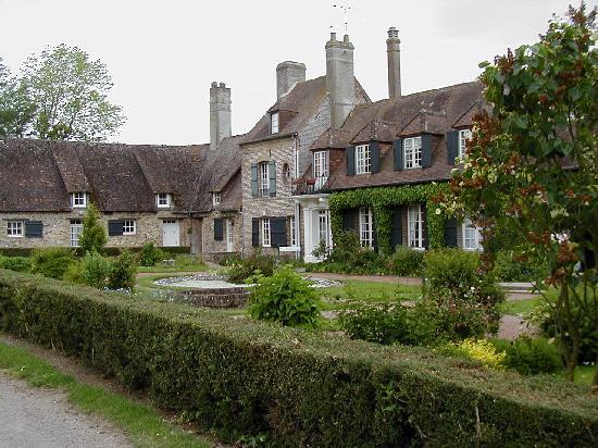 Сен-Валери-сюр-Сомме, Франция: Chateau