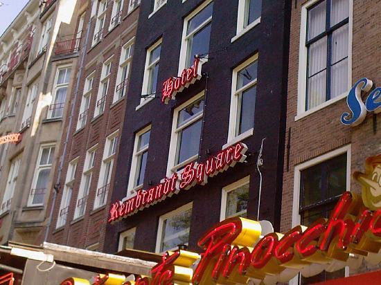 Rembrandt Square Hotel: Hotel