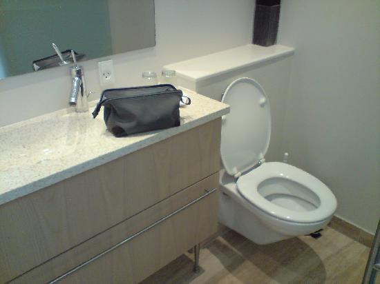 BEST WESTERN Hotel Herman Bang: bathroom