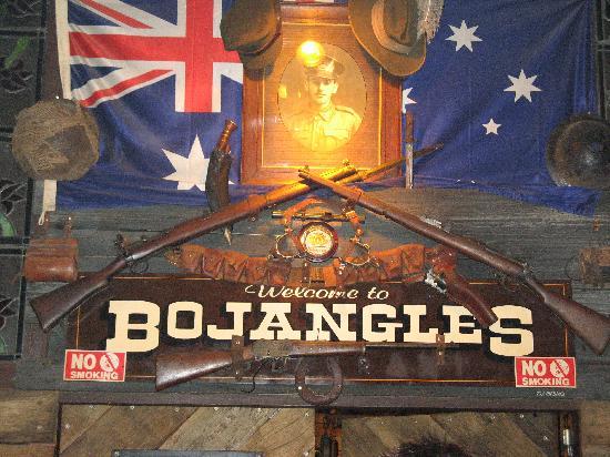 Bojangles Saloon & Restaurant. : Bojangles