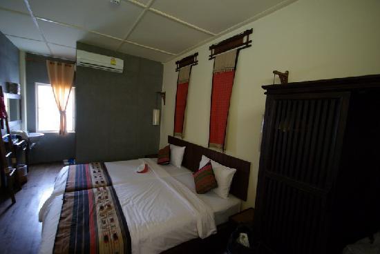 Eco Resort Chiang Mai : Double Room