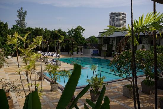 Eco Resort Chiang Mai : Swimming pool