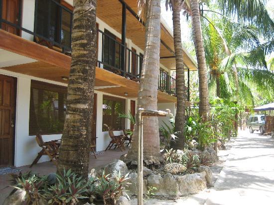 La Marejada Hotel : vista parcial