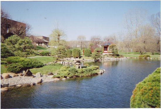 Normandale Japanese Gardens