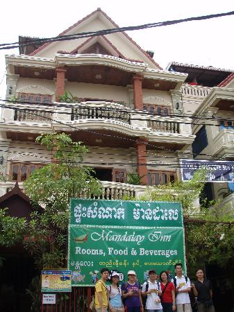 Mingalar Inn: travellers-friendly guesthouse