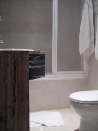 Albox, สเปน: Salle de bain