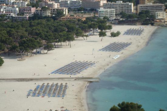 Jutlandia Family Resort: Santa Ponsa Beach