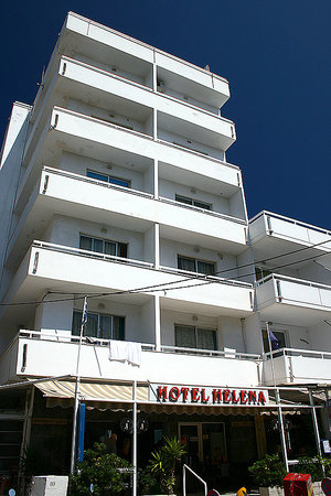 Hotel Helena: external appearances can deceive...
