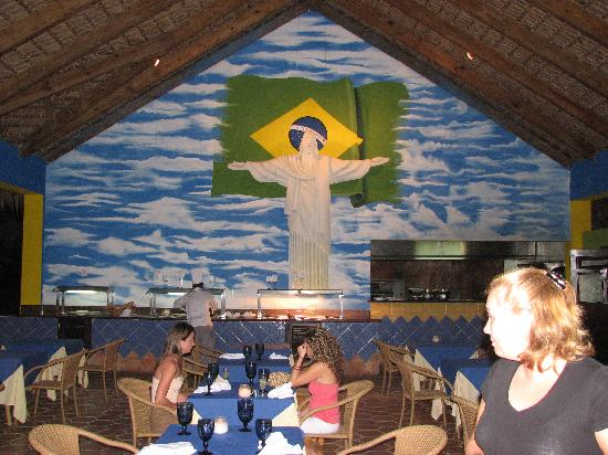 Tropical Princess Beach Resort & Spa: Ristorante