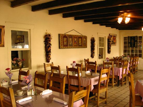 Inside Dining Room Picture Of Rancho De Chimayo Restaurante