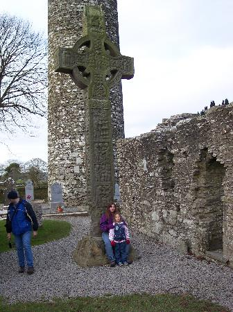 County Louth, Ireland: thats a really big cross