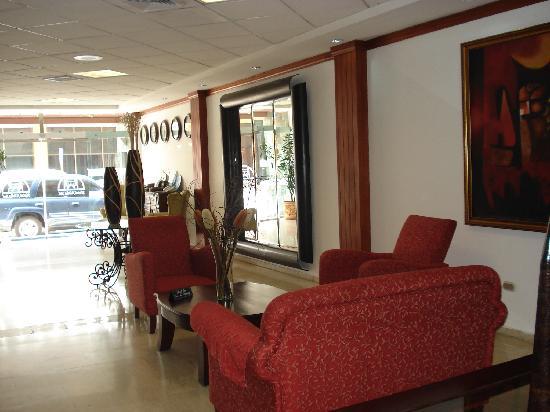 Aloha Sol Hotel: Reception
