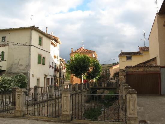 Casa Rural Verdeancho: In Belorado's Jewish quarter