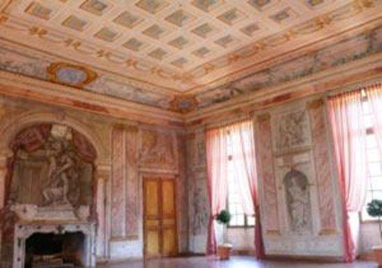 Condé en Brie, France : salle de bal (Servandoni)