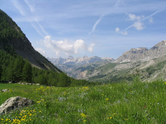 Rhone-Alpes, France: alpen