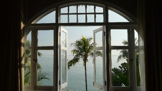 Eastern & Oriental Hotel: View from the Room