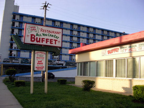 All You Can Eat Buffet Review Of Red Oak Restaurant Wildwood Nj Tripadvisor