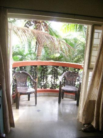 Don Hill Beach Resort: Balcony