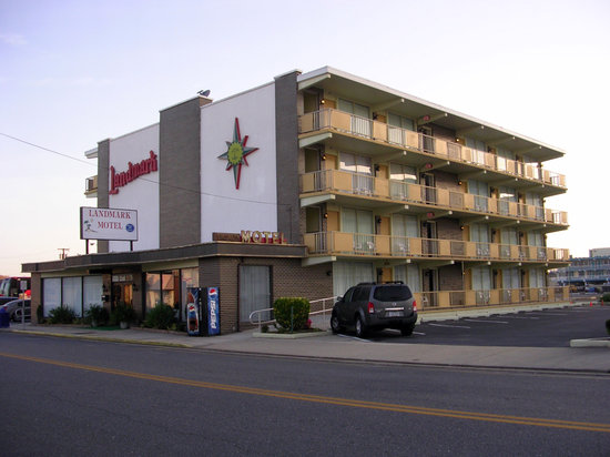 Review Of Landmark Motel Wildwood Nj Tripadvisor