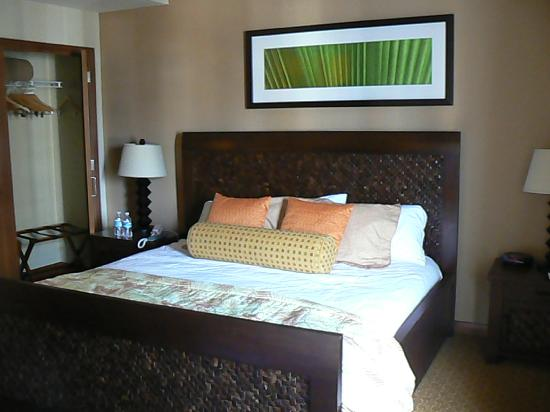 Bedroom 1 Main Level King Bed Picture Of Wyndham At