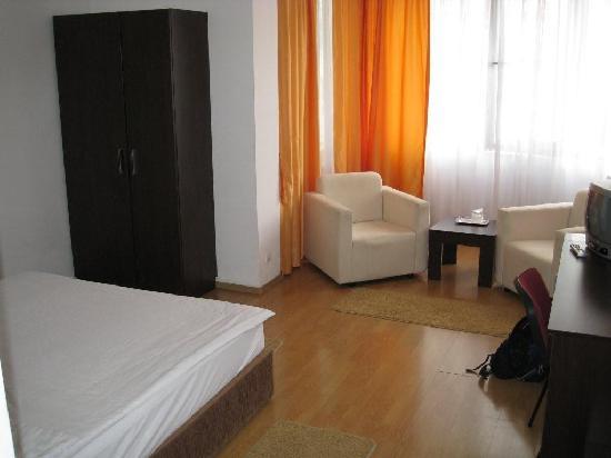 Hotel Unique : Bedroom view 1