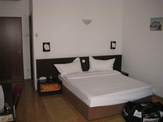 Hotel Unique : Bedroom view 2