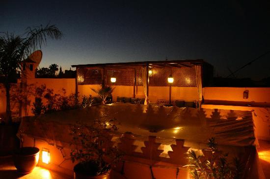 Dar Benanni : terrasse